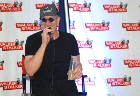 Michael Rooker Panel - WSC Atlanta