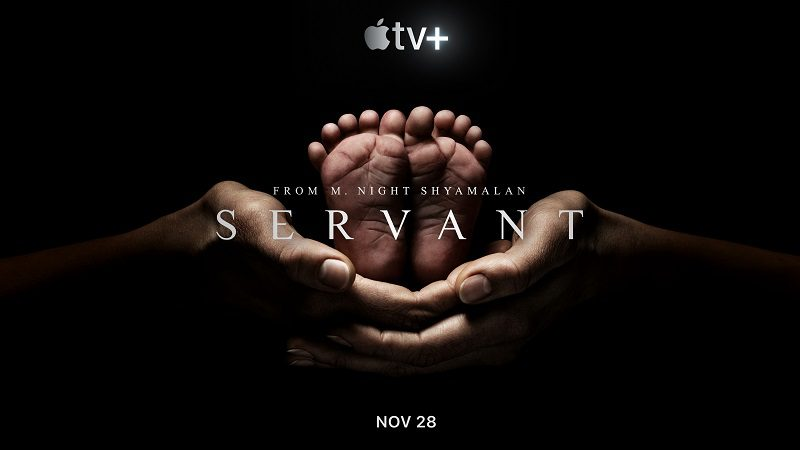 Apple Unveils Chilling Trailer for M. Night Shyamalan's 'Servant'