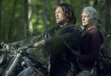 carol daryl the walking dead
