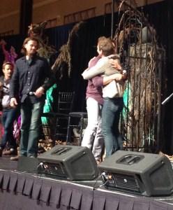 Sebastian and Jensen