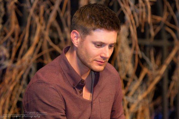 Pensive Jensen. Mmmm.