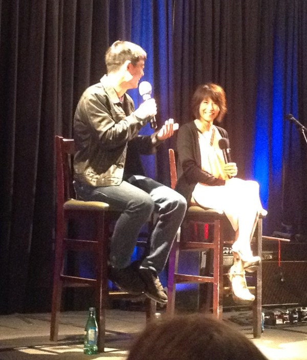 Lauren and Osric at NJCon