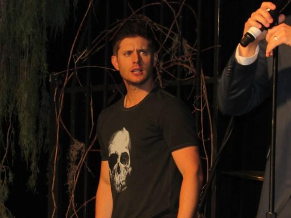 Jensen: What the...?!