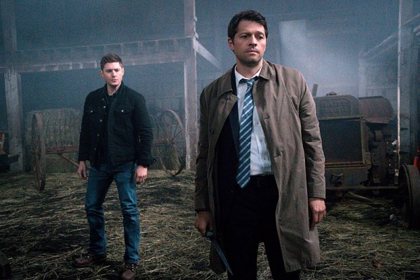 Also, bowlegs. And Cas.