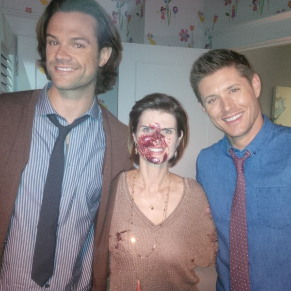 With Jared and Jensen filming Just My Imagination