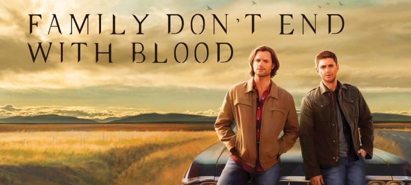 Family Don't End With Blood Book Release Party – SPNFamily Style!