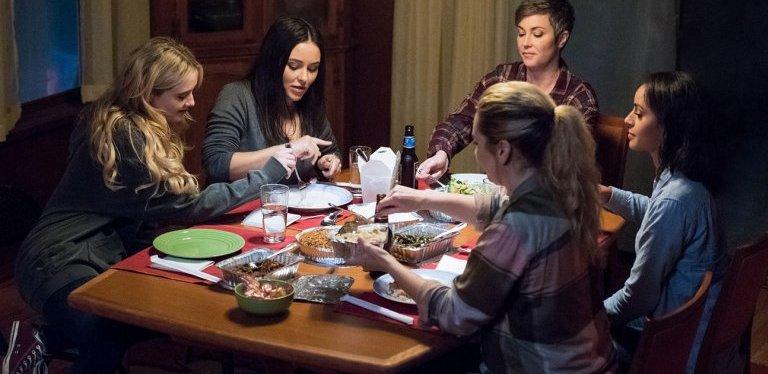 Supernatural 13.10 – Wayward Sisters!