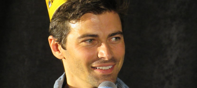Get On Board with Supernatural's Matt Cohen — and 'Mama Bear'!