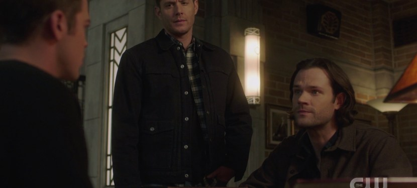 Every Episode Counts Now and I'm Emotional: Supernatural 'Don't Go In The Woods'