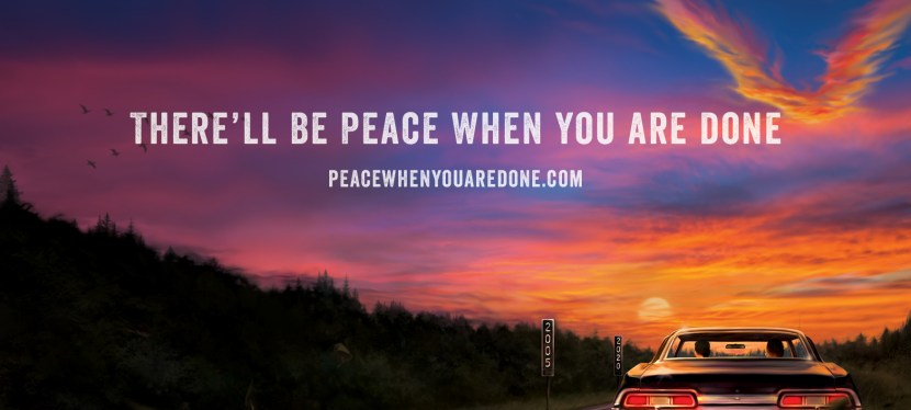 The Day Supernatural Didn't End: Some Inspiration from There'll Be Peace When You Are Done