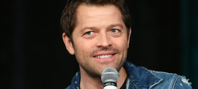 One More Time While Still Castiel – Happy Birthday Misha Collins!