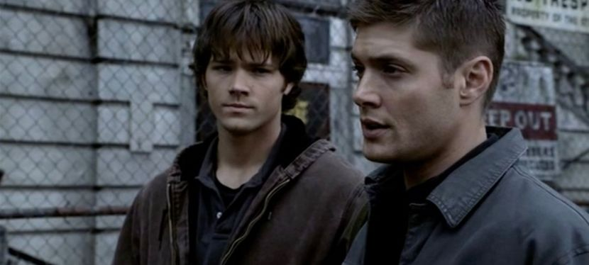 OMG You Shot Your Brother! Supernatural 1.10 Asylum