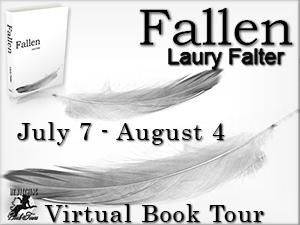 Spotlight!!!  Fallen by Laury Falter