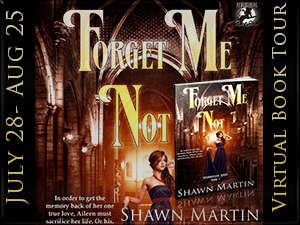 Review!!  Forget Me Not by Shawn Martin