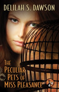 Review Rewind: The Peculiar Pets of Miss Pleasance By Delilah S. Dawson