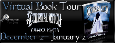 The Accidental Witch Banner 450 x 169