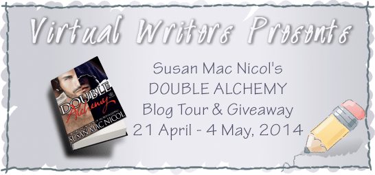 Guest Post by Susan Mac Nicol: Occult Books :)