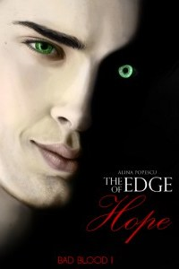 The Edge of Hope by Alina Popescu. Guest Post, Excerpt AND Review!