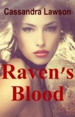 Review and Excerpt: Raven's Blood by Cassandra Lawson