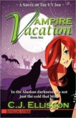 Guest Review: Vampire Vacation by C.J. Ellisson