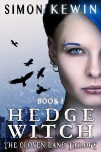 Giveaway and Excerpt: Hedge Witch by Simon Kewin