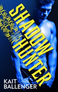 Cover Reveal: Shadow Hunter by Kait Ballenger