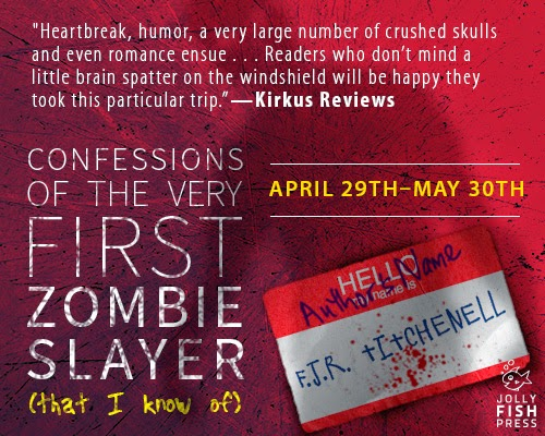 Review: Confessions of the Very First Zombie Slayer by FJR Titchenell