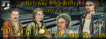 Death Toll by Robert Poulin Book Blitz