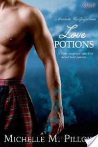 5 Fang Review: Love Potions by Michelle Pillow