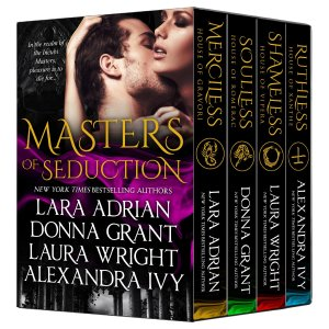 Book Blast & Giveaway!!! Master's of Seduction