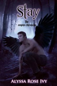 Cover Reveal!! STAY by Alyssa Rose Ivy
