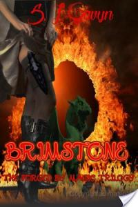 5 Fang Book Review!!  Brimstone by S.L. Gayvn
