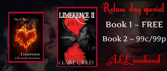 Limerence 2 by Claire C  Riley New Release and 5 Fang Review
