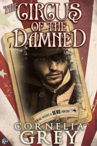 Release Day! Circus of the Damned by Cornelia Grey