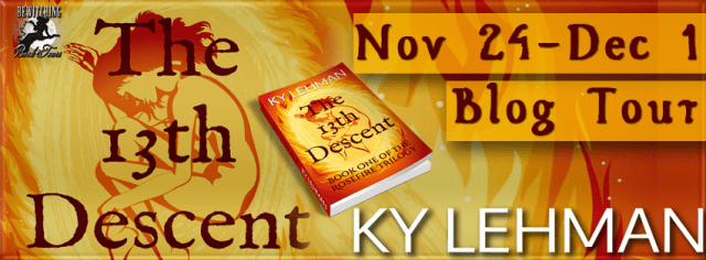 Descent into Paranormal, The 13th Descent by KY Lehman