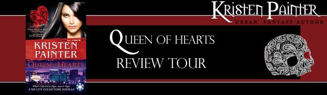 Queen of Hearts by Kristen Painter 5 Fang Review