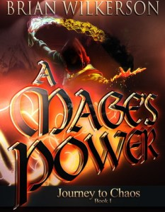 Review Swap – A Mage's Power by Brian Wilkerson