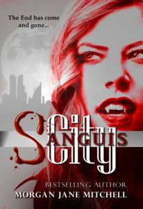 Day 24 Sanguis City by Mogan Jane Mitchell