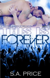 Day 25 : This is Forever by S.A. Price