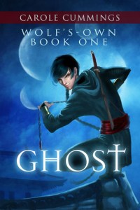 Spotlight and Blitz: Ghost by Carole Cummings