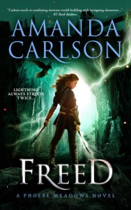 Freed by Amanda Carlson