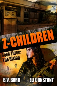 Z Children 3: The Rising by Eli Constant