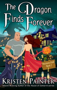 The Dragon Finds Forever by Kristen Painter