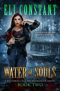 Water of Souls, A Victoria Cage Necromancer Novel #2 by Eli Constant