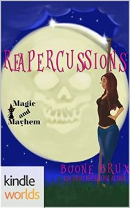 Reapercussions by Boone Brux