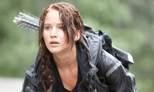 Katniss hunger games