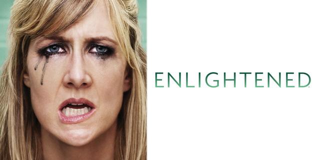 Laura Dern crying mascara smear in Enlightened