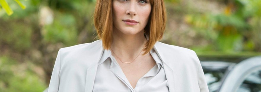 Bryce Dallas Howard as Claire in Jurassic World