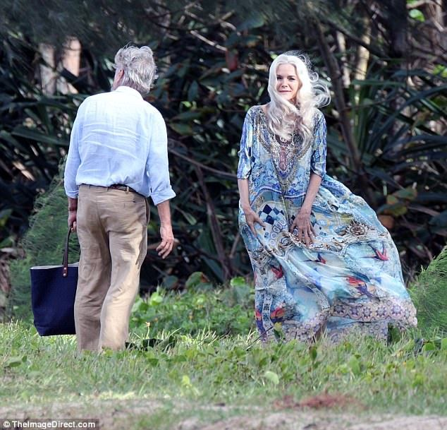 Michelle Pfeiffer and Michael Douglas old age in Ant-Man and the Wasp