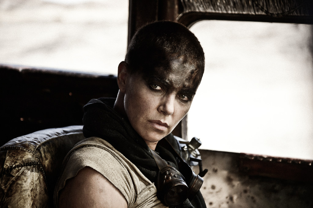 Imperator Furiosa (Charlize Theron) in Mad Max: Fury Road